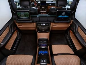 Mercedes- Maybach G-650 Landaulet