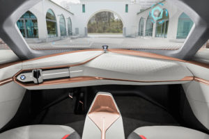 BMW Vision Next 100 car