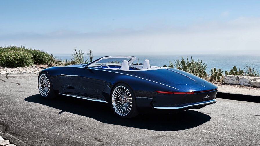 mercedes maybach-6-cabriolet